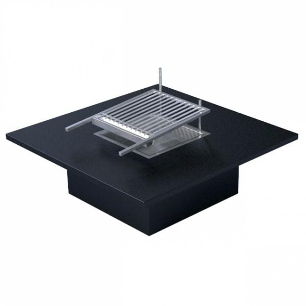 Ceram stolik z wbudowanym grillem Cesarré