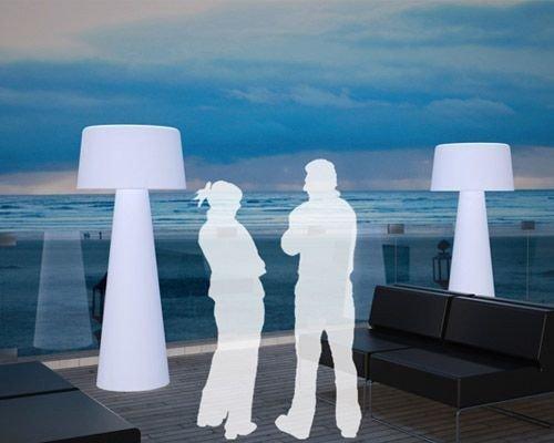 Time Out LED Zewnętrzna Lampa Podłogowa Pedrali