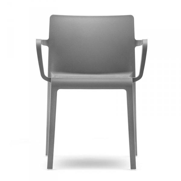 Stylowe krzesło z tworzywa do kuchni i jadalni Pedrali Volt 675