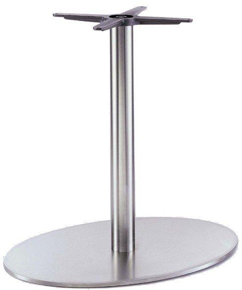 Inox Ellittico stół