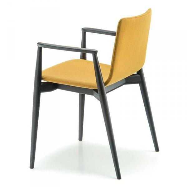 Nowoczesne krzesło w stylu skandynawskim Malmo Pedrali