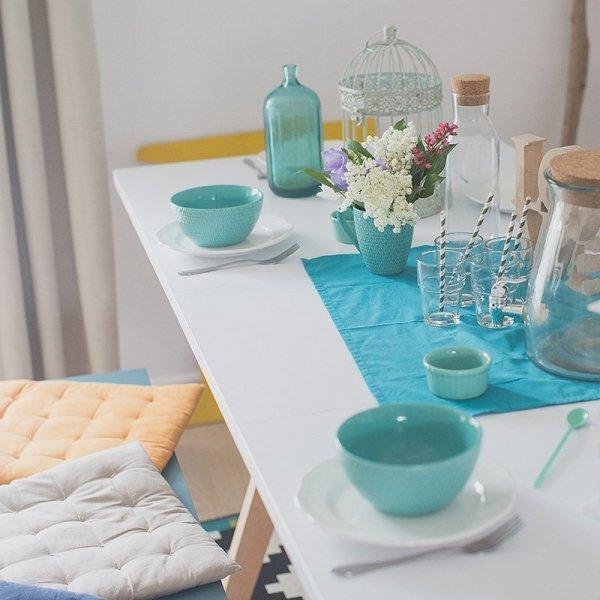 Rozkładany stół Minko Basic dostępny jest w wersjach rozmiarowych