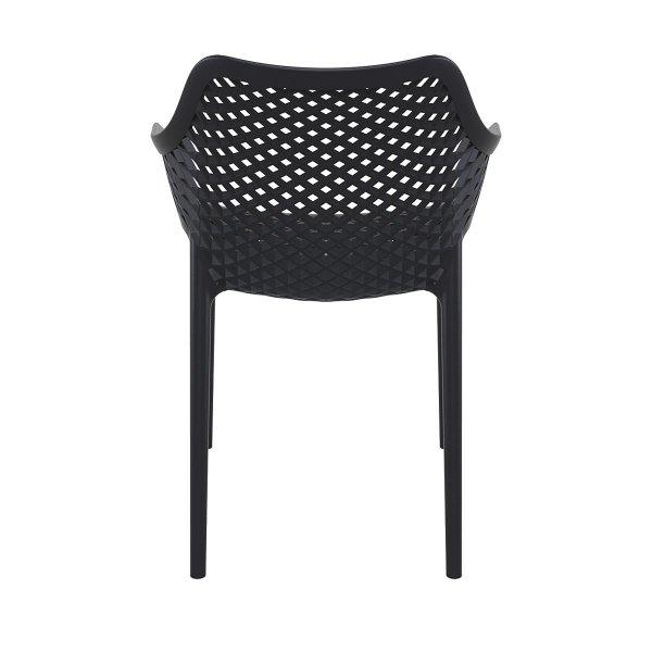 Dostępne w wielu kryjących kolorach, dzięki czemu pasują one do każdego wnętrza, tarasu czy ogrodu. Designerskie krzesła do przestrzeni prywatnych i komercyjnych.