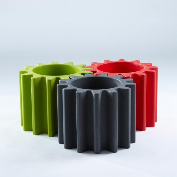 Gear stołek-stolik-doniczka Slide