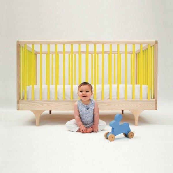 Łóżeczko dziecięce Caravan Kalon Studios