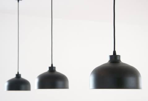 B&B lampa wisząca szary połysk LoftYou