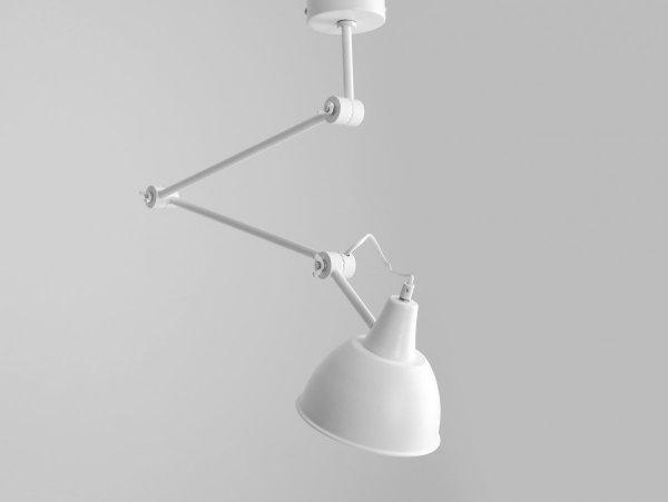 Lampa wisząca COBEN SUSPENSION – biały