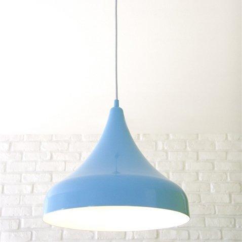 Husar lampa wisząca niebieska LoftYou