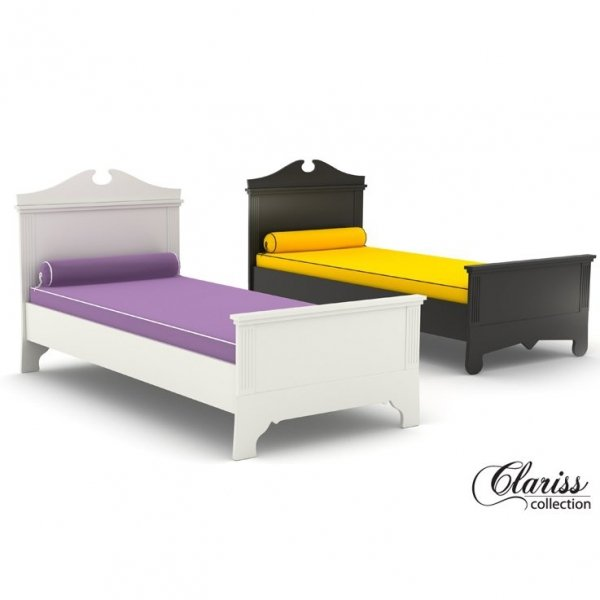 Łóżko Clariss Timoore