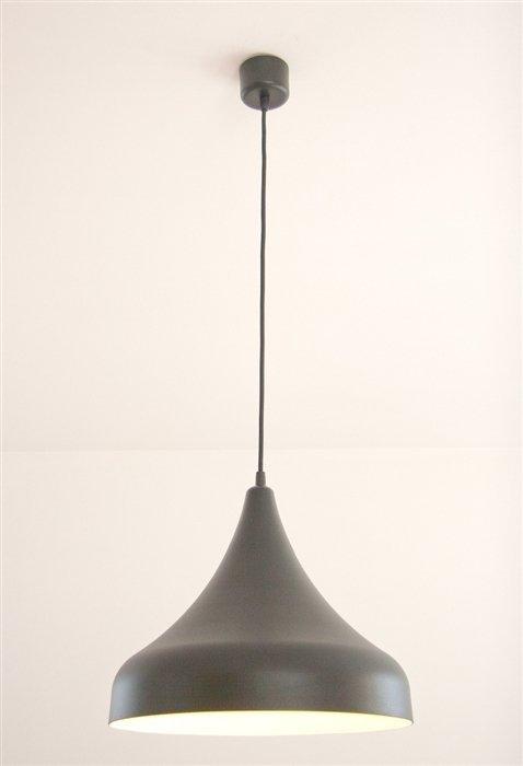 Husar lampa wisząca czarna matowa LoftYou