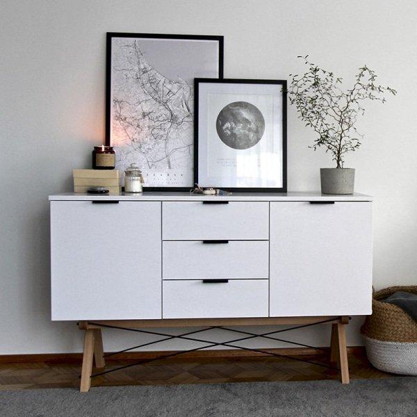 Piękne meble marki Minko do nowoczesnych wnętrz. Idealny mebel do salonu czy jadalni