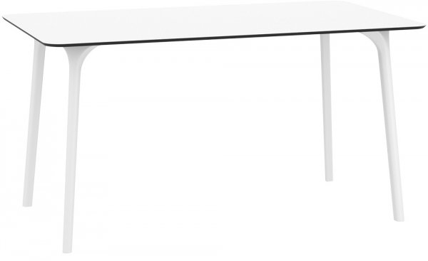 Stół Maya 140 Siesta  biały