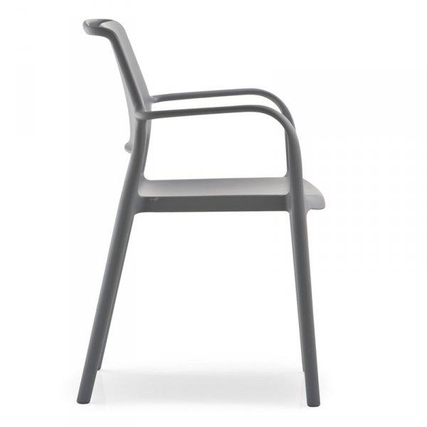 Nowoczesne krzesła ogrodowe Pedrali