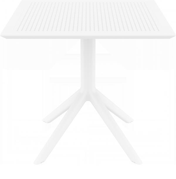 Stolik SKY Table 80 biały