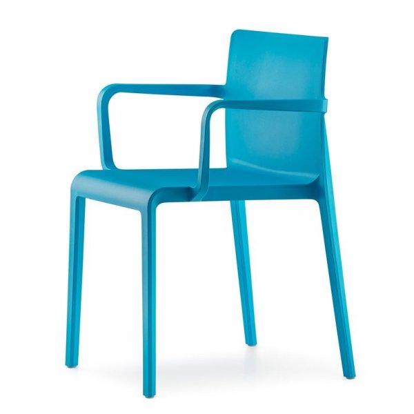 Stylowe krzesła z tworzywa Pedrali Volt 675