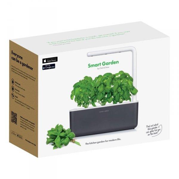 Doniczki Smart Garden 3 dostępne są w kolorach biały, szarym oraz beżowym