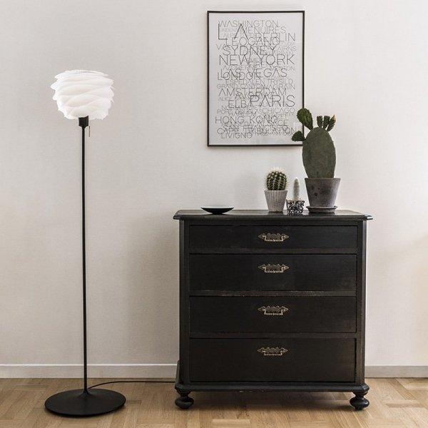 Designerskie i minimalistyczne oświetlenie do salonu