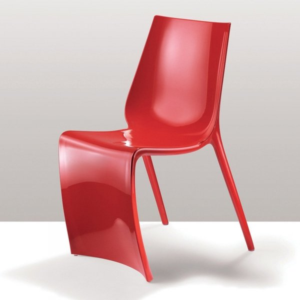 Krzesła o niespotykanym designie do restauracji