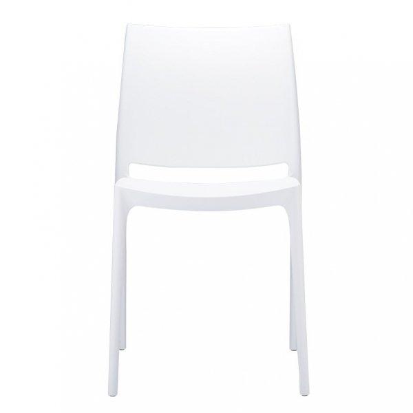 Idealne krzesło do ogrodów, na taras, do kawiarni, barów i hoteli. Dostępne w wielu kolorach. Krzesło jest lekkie oraz można je sztaplować.