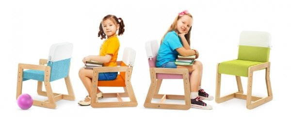 Krzesełko dziecięce UpME - Rośnij ze Mną!