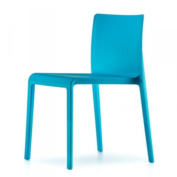 Minimalistyczne krzesła z tworzywa Volt 670 Pedrali