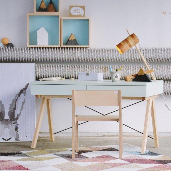 Designerskie biurko dziecięce Minko Kids