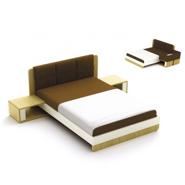 Łóżko do sypialni 160cm First Timoore