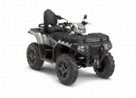 Polaris Sportsman XP 1000 Touring Silver Perl L7e