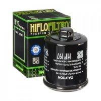 Filtr oleju Hiflo HF197 Phoenix/Sawtooth 200