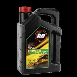 Olej RD Power Tech 5w50 100% sytetyczny 4 L