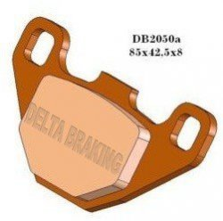 Klocki hamulcowe Delta DB 2050 Lucky Star, Access Motor