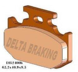 Klocki hamulcowe Delta DB2400 Can-Am Yamaha