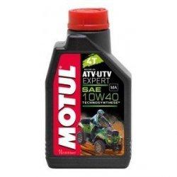Olej Motul ATV-UTV Expert 10w40 1L