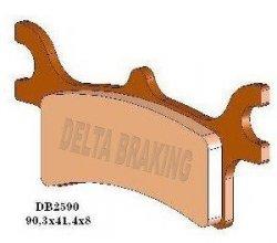 Klocki hamulcowe Delta DB 2590