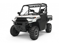 Polaris Ranger XP 1000 White Perl Tractor
