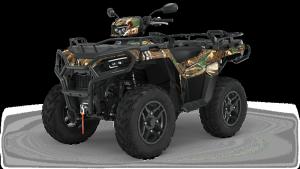 Polaris Sportsman 570 EPS Hunter model 2021