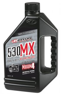 Olej Maxima Racing4T 100%syntetyk offroad530MX 1LMade in USA