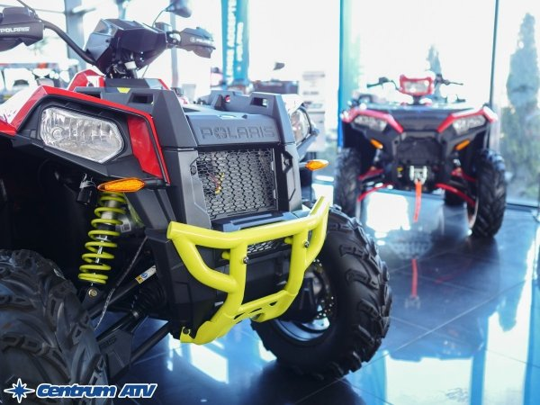 Polaris Scrambler XP 1000 EPS Tractor-homologacja T3b