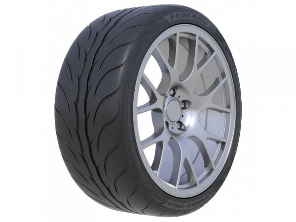 FEDERAL 275/35ZR19 595RS-PRO 96Y TL #E B3GM9AFE