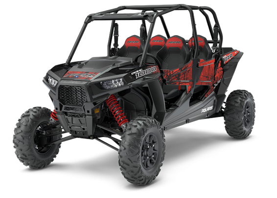 Polaris RZR XP4 1000 EPS Tractor 2018