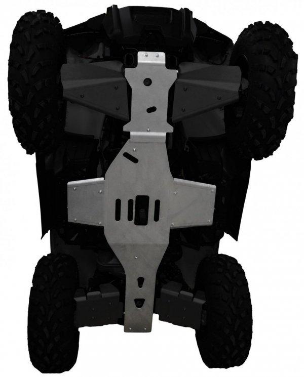 Osłony podwozia Polaris Sportsman 570 2015 Ricochet