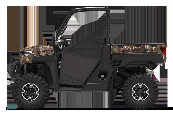 Polaris Ranger XP 1000 Hunter Tractor
