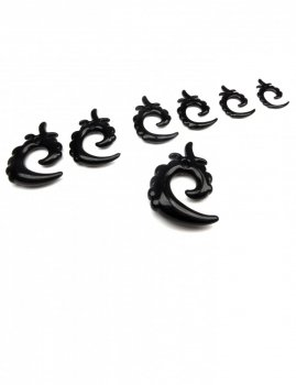 Men`s  piercing tunnel expander earring Estilo Sabroso Es02303