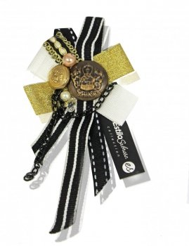 Ladies brooch Estilo Sabroso ES03243