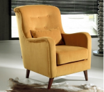 Fotel dla Świętego Mikołaja - czyli solidny i wygodny