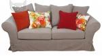 Elegancka sofa nierozkładana Federica 210 cm