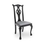 Stylowe krzesło włoskie Roma