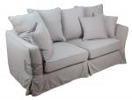 Sofa nierozkładana Vivienne 190 cm