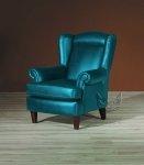 Fotel z wysokim oparciem - wybierz swój kolor Babciny fotel