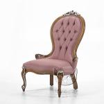Fotel w stylu rokoko Pollia